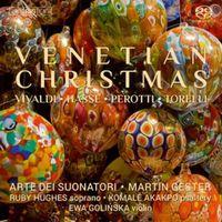 Venetian Christmas (CD) - Dostawa zamówienia do jednej ze 170 księgarni Matras za DARMO - produkt z kategori