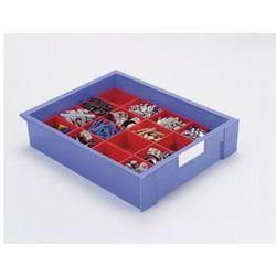 Wkładana skrzynka do szuflady,dł. x szer. x wys. 160 x 106 x 54 mm, opak. 8 szt. marki Häner