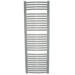 Thomson heating Grzejnik łazienkowy york - wykończenie zaokrąglone, 500x1500, biały/ral -