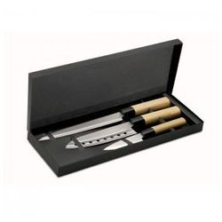 Zestaw 3 noży w japońskim stylu od producenta Midoceanbrands