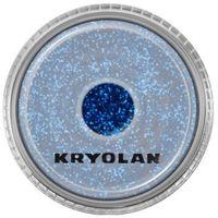 Kryolan POLYESTER GLIMMER MEDIUM (NAVY BLUE) Średniej grubości sypki brokat - NAVY BLUE (2901)