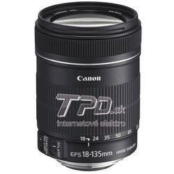 Canon EF-S 18-135 MM 3.5-5.6 IS USM NANO 1276C005AA DARMOWA DOSTAWA DO 400 SALONÓW !! - sprawdź w wybranym s