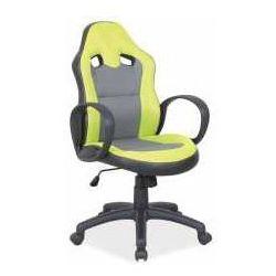 Signal meble Fotel q-054 zielono-szary - zadzwoń i złap rabat do -10%! telefon: 601-892-200