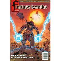 Fantasy Komiks. Tom 13, oprawa miękka