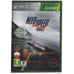 Need for Speed Rivals z kategorii [gry XBOX 360]