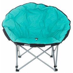 Happy green fotel składany ravenna, niebieski (8591022406298)