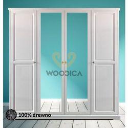 Szafa parma 05 z lustrem [4d] marki Woodica