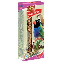 Vitapol Smakers ziołowy z algami kolby dla ptaków egzotycznych 2szt/90g, kup u jednego z partnerów