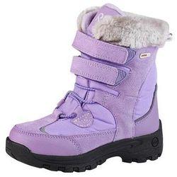 Buty Reima zimowe Reimatec ITHION lawenda z kategorii Pozostała moda i styl