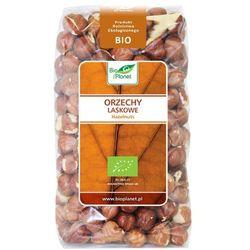1kg orzechy laskowe bio | darmowa dostawa od 200 zł wyprodukowany przez Bio planet
