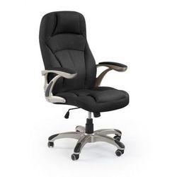 Fotel gabinetowy Halmar Carlos czarny