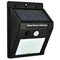 Lampa solarna ścienna l5015 marki Iso trade