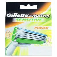 Wkłady Gillette Mach3 Sensitive Power (6szt) Produkt Oryginalny od P&G!, kup u jednego z partnerów