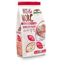 Quinoa Trzy Kolory Rice & More 350g - Monini