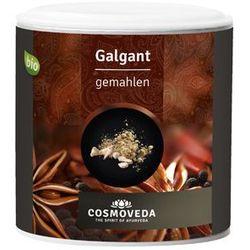 Galangal w proszku organiczny 50g  wyprodukowany przez Cosmoveda