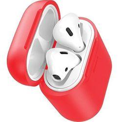 Etui BASEUS do Apple AirPods QI Czerwony