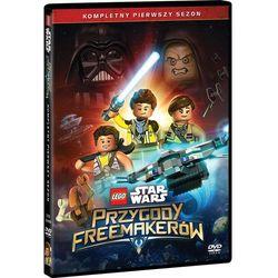 LEGO Star Wars: Przygody Freemakerów. DVD, towar z kategorii: Filmy animowane