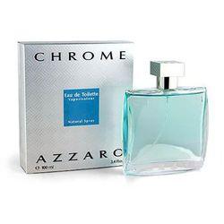 chrome men 100ml edt, marki Azzaro