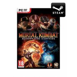 Mortal Kombat Komplete Edition - Klucz z kategorii Kody i karty pre-paid