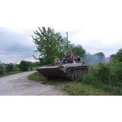Przejażdżka gąsienicowym transporterem opancerzonym BWP-1 dla Twojej Ekipy - Gorzów Wielkopolski