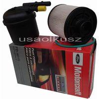 Oryginalne MOTORCRAFT filtry paliwa silnika Ford F150 - 550 6,7 TD - sprawdź w wybranym sklepie