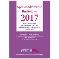 Sprawozdawczość budżetowa 2017