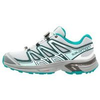 Salomon WINGS FLYTE 2 Obuwie do biegania Szlak pearl blue/deep teal/deep peacock blue