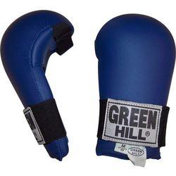 Green hill Przyrządówki mitt fine rozm.l blue, kategoria: rękawice do walki