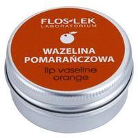 FlosLek Laboratorium Lip Care Orange wazelina do ust 15 g