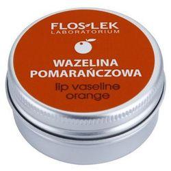 FlosLek Laboratorium Lip Care Orange wazelina do ust