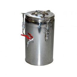 Redfox Termos na płyny stalowy z kranem tmk-5