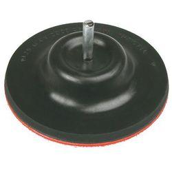 Tarcza do szlifowania VERTO 61H710 125 mm stała elastyczna z rzepem - produkt z kategorii- Pozostałe narzędzia elektryczne