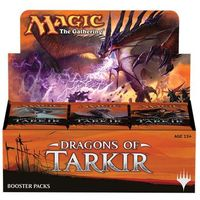 Booster dragons of tarkir, marki Brak danych