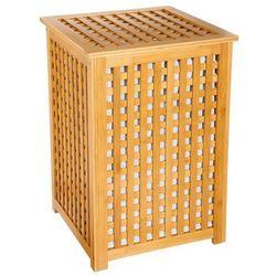 Bambou Kosz na pranie - schowek łazienkowy na ręczniki (3560237242460)