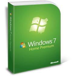 Windows 7 Home Premium, naklejka z kluczem i DVD 64-bit - produkt z kategorii- Systemy operacyjne