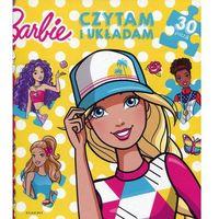 Barbie Czytam i układam 30 puzzli - Jeśli zamówisz do 14:00, wyślemy tego samego dnia. Darmowa dostawa, ju