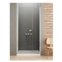 NEW SOLEO PLUS Drzwi prysznicowe 110x195, szkło czyste + Active Shield D-0140A/D-0094B * wysyłka gratis!