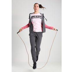adidas Performance MARKER Dres dark grey heather/core pink, w wielu rozmiarach