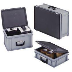 Walizka uniwersalna,zestaw złożony z 3 walizek marki Unbekannt
