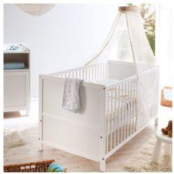 Ticaa łóźo dziecięce croco sosna white marki Ticaa kindermöbel