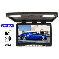 "Nvox  rf2289 bl monitor podwieszany podsufitowy lcd 22"" cale led vga ir fm (5909182390143)"