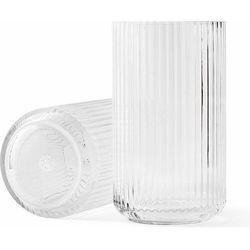 Wazon szklany clear 38 cm marki Lyngby