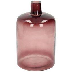 Dekoria wazon guido rose 24cm, 15 × 15 × 24 cm