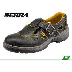 Sandały robocze SERRA rozmiar 43 72825 - produkt z kategorii- Obuwie robocze