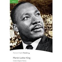 Martin Luther King + MP3. Penguin Readers (9781447925651)