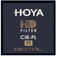 filtr polaryzacyjny pl-cir hd 77 mm marki Hoya
