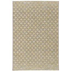 Dekoria  dywan breeze mink/lemon gras 160x230cm, 160x230cm