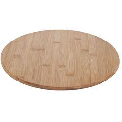 Deska bambusowa obrotowa 35 cm