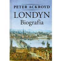 Londyn. Biografia., pozycja wydana w roku: 2011