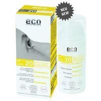 ECO Cosmetics – Emulsja na słońce faktor SPF20 100ml - sprawdź w wybranym sklepie